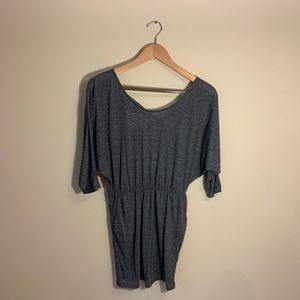 Grey dress. S